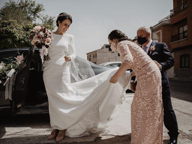 La boda de Jesús y Vanesa en Sonseca, Toledo 32