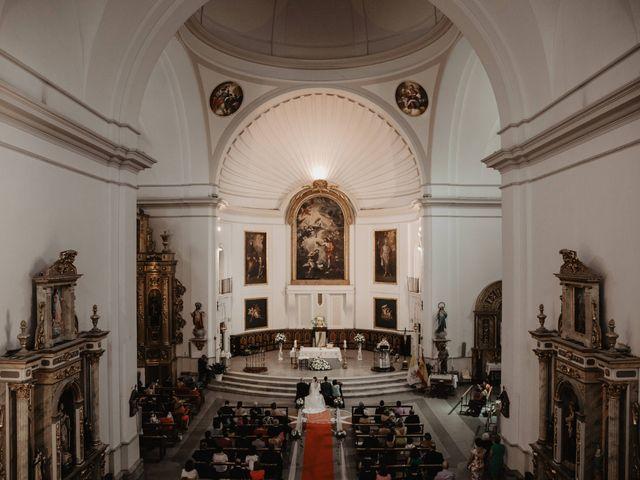 La boda de Jesús y Vanesa en Sonseca, Toledo 39