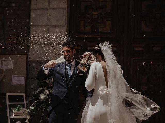 La boda de Jesús y Vanesa en Sonseca, Toledo 49