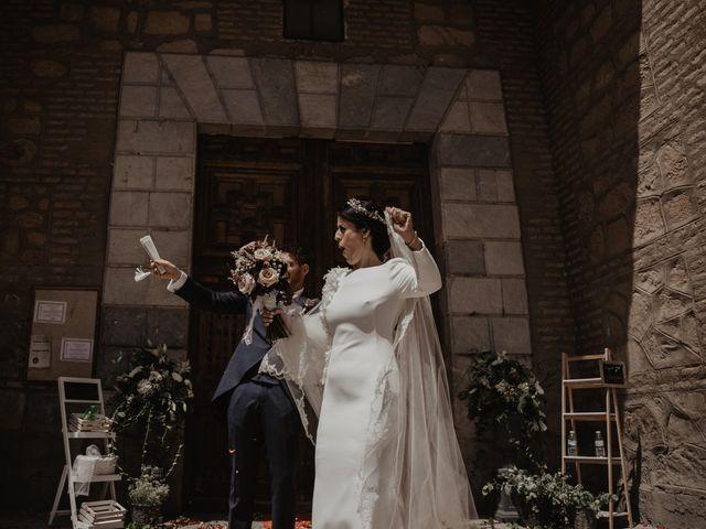 La boda de Jesús y Vanesa en Sonseca, Toledo 50