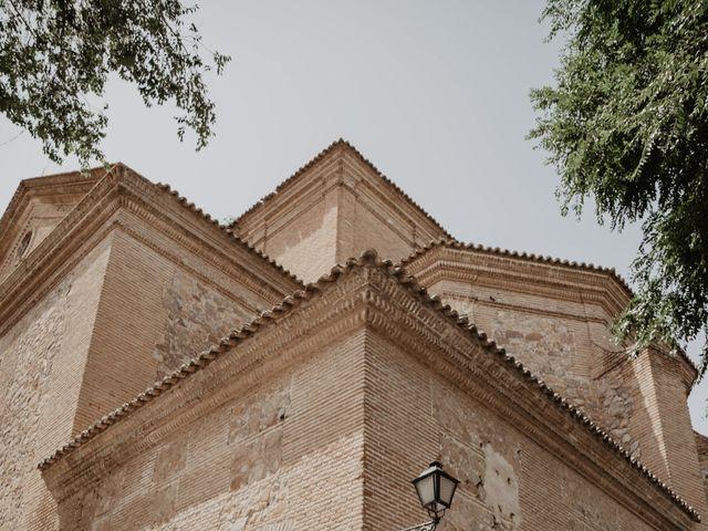 La boda de Jesús y Vanesa en Sonseca, Toledo 52