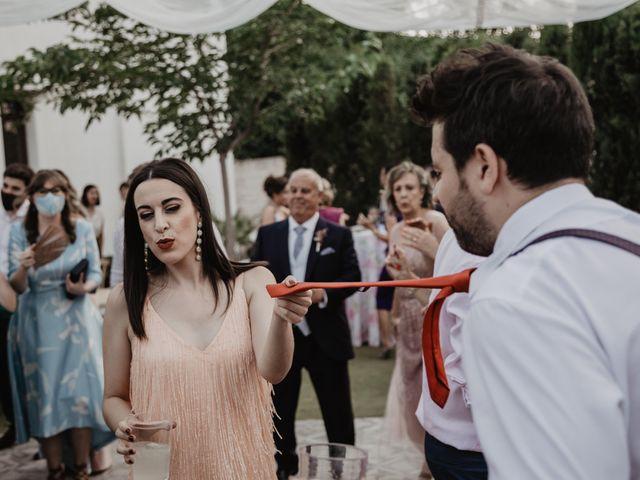 La boda de Jesús y Vanesa en Sonseca, Toledo 107