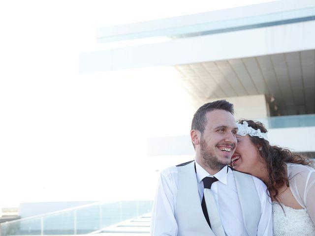 La boda de María y Joaquin