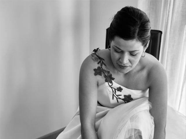 La boda de Omar y Ana Isabel en Fuenmayor, La Rioja 8