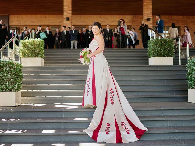 La boda de Omar y Ana Isabel en Fuenmayor, La Rioja 9