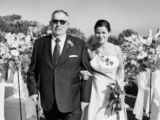 La boda de Omar y Ana Isabel en Fuenmayor, La Rioja 12