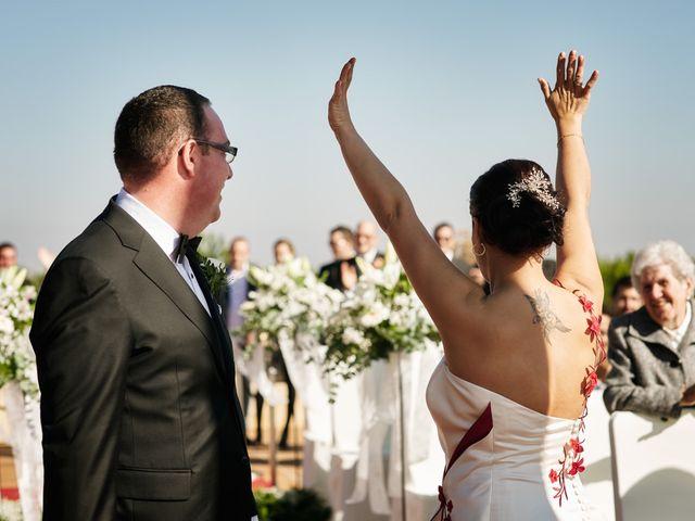 La boda de Omar y Ana Isabel en Fuenmayor, La Rioja 15