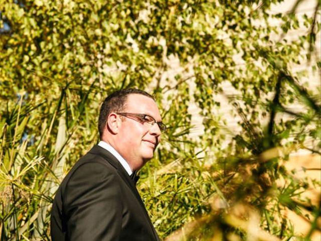 La boda de Omar y Ana Isabel en Fuenmayor, La Rioja 16