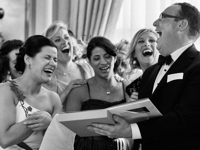 La boda de Omar y Ana Isabel en Fuenmayor, La Rioja 29