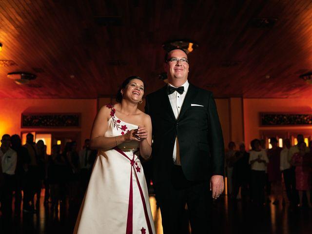 La boda de Omar y Ana Isabel en Fuenmayor, La Rioja 30