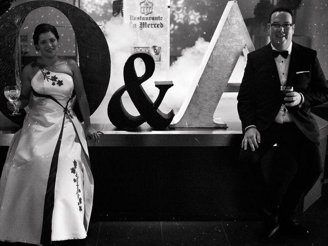 La boda de Omar y Ana Isabel en Fuenmayor, La Rioja 35