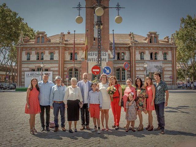La boda de Luis y Luza en Fresnedilla De La Oliva, Madrid 3