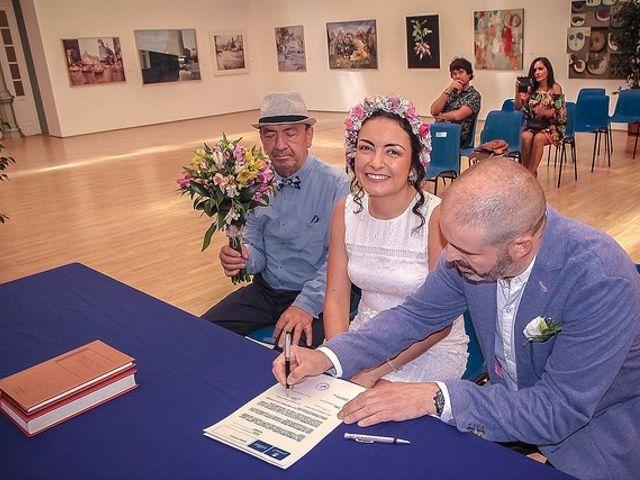 La boda de Luis y Luza en Fresnedilla De La Oliva, Madrid 4