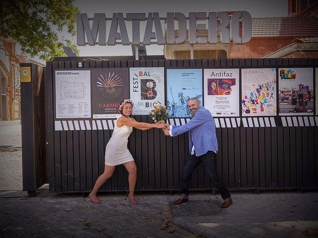 La boda de Luis y Luza en Fresnedilla De La Oliva, Madrid 8