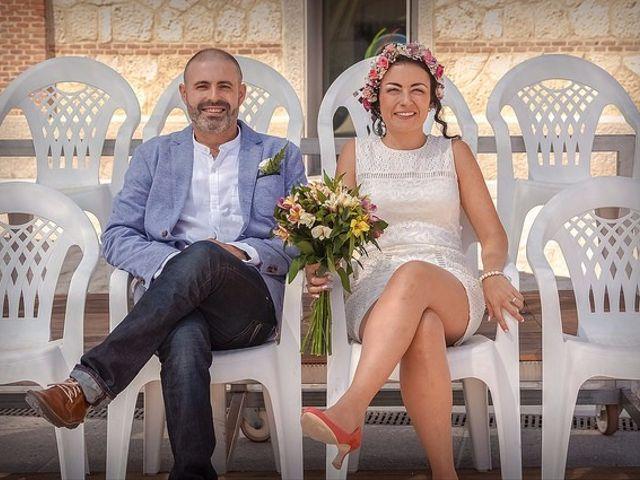La boda de Luis y Luza en Fresnedilla De La Oliva, Madrid 9
