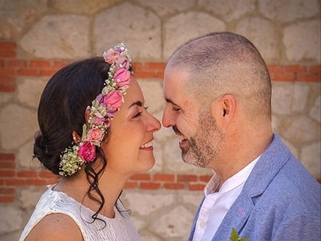 La boda de Luis y Luza en Fresnedilla De La Oliva, Madrid 11