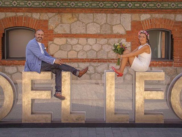 La boda de Luis y Luza en Fresnedilla De La Oliva, Madrid 13