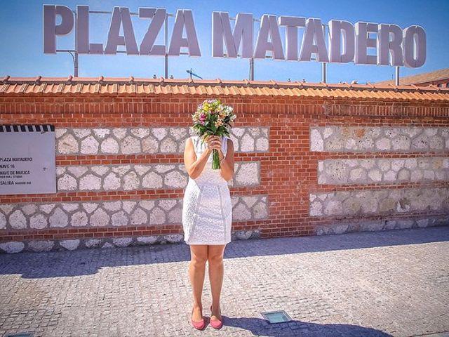 La boda de Luis y Luza en Fresnedilla De La Oliva, Madrid 16