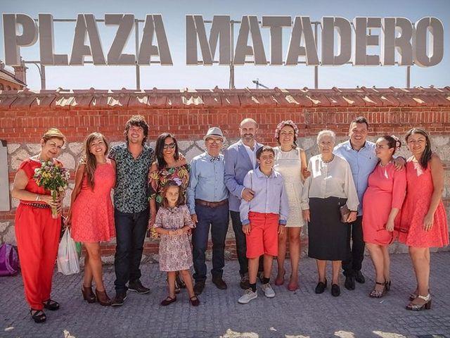 La boda de Luis y Luza en Fresnedilla De La Oliva, Madrid 21