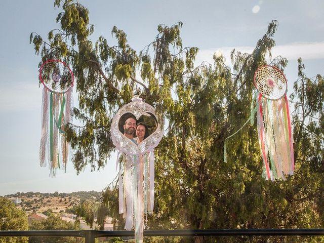La boda de Luis y Luza en Fresnedilla De La Oliva, Madrid 26