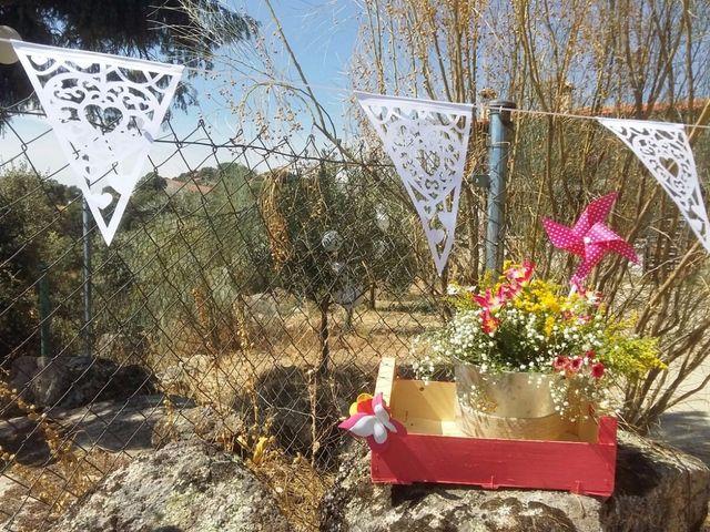 La boda de Luis y Luza en Fresnedilla De La Oliva, Madrid 29
