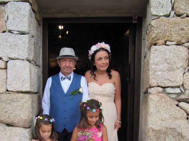 La boda de Luis y Luza en Fresnedilla De La Oliva, Madrid 39