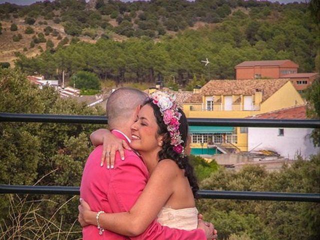 La boda de Luis y Luza en Fresnedilla De La Oliva, Madrid 48