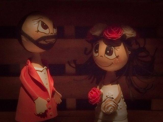 La boda de Luis y Luza en Fresnedilla De La Oliva, Madrid 61