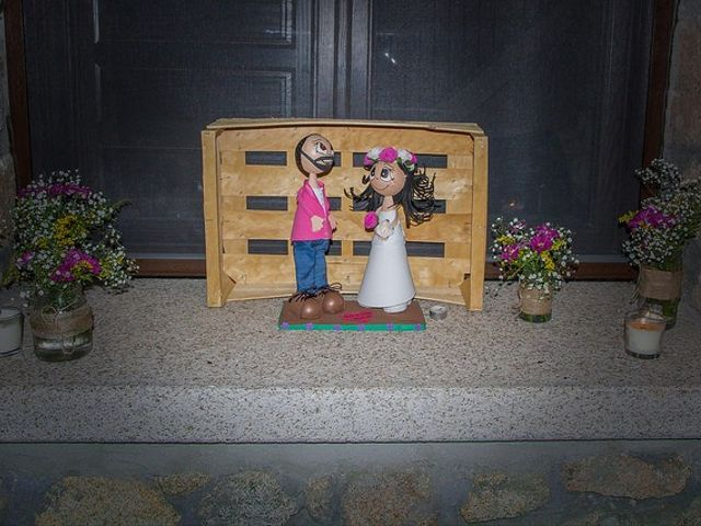 La boda de Luis y Luza en Fresnedilla De La Oliva, Madrid 62
