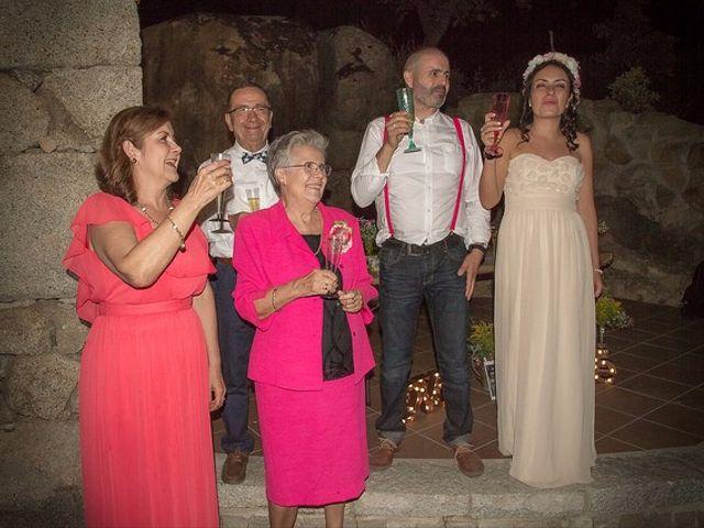 La boda de Luis y Luza en Fresnedilla De La Oliva, Madrid 63
