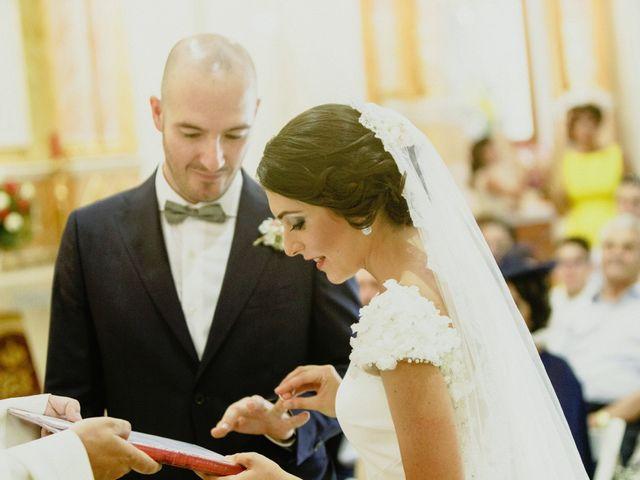La boda de Joan y Silvia en Alzira, Valencia 43