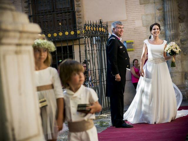 La boda de Marco y Rosa en Granada, Granada 8