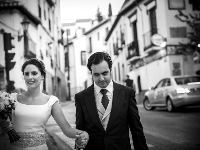 La boda de Marco y Rosa en Granada, Granada 13