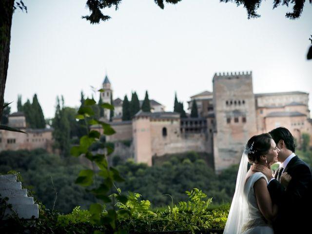 La boda de Marco y Rosa en Granada, Granada 14