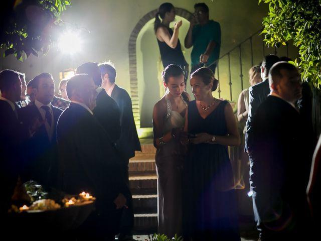 La boda de Marco y Rosa en Granada, Granada 21