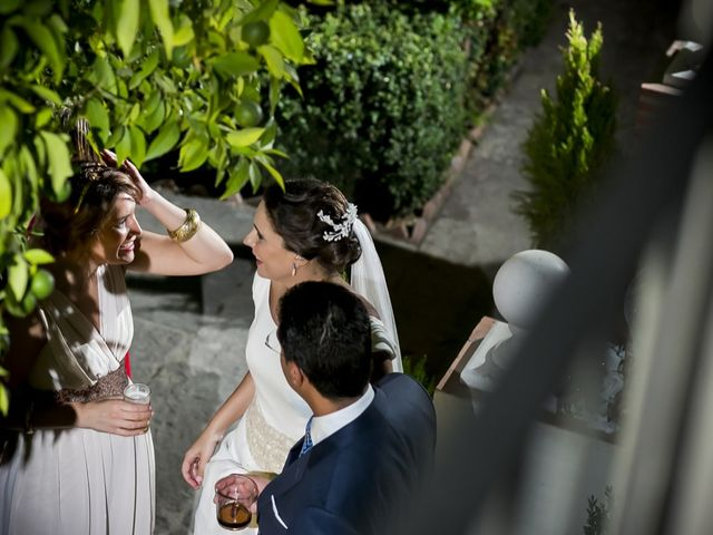 La boda de Marco y Rosa en Granada, Granada 22