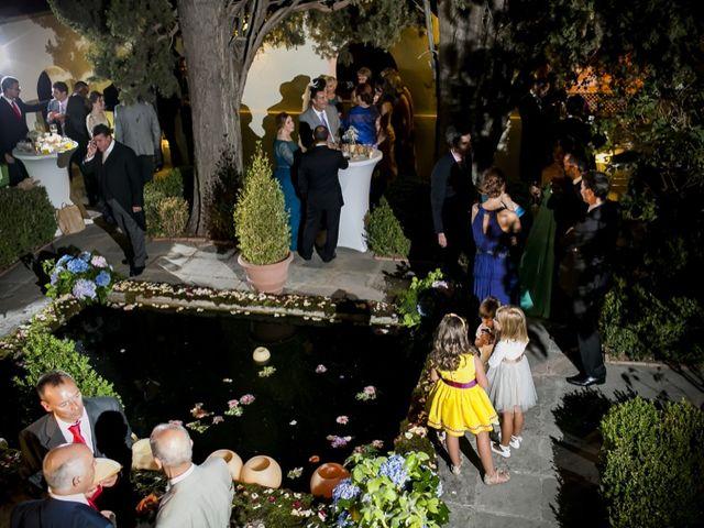 La boda de Marco y Rosa en Granada, Granada 23