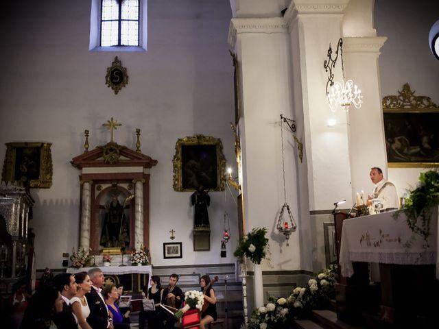 La boda de Marco y Rosa en Granada, Granada 28