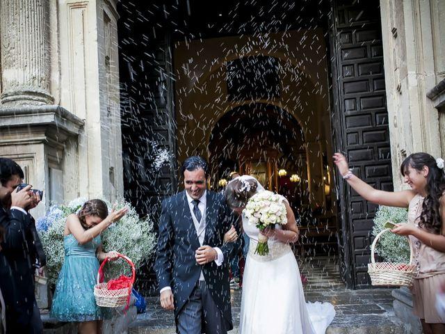 La boda de Marco y Rosa en Granada, Granada 32