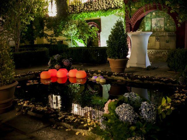 La boda de Marco y Rosa en Granada, Granada 36