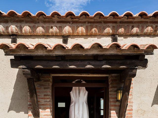 La boda de Alberto y Diana en Hornillos De Eresma, Valladolid 3