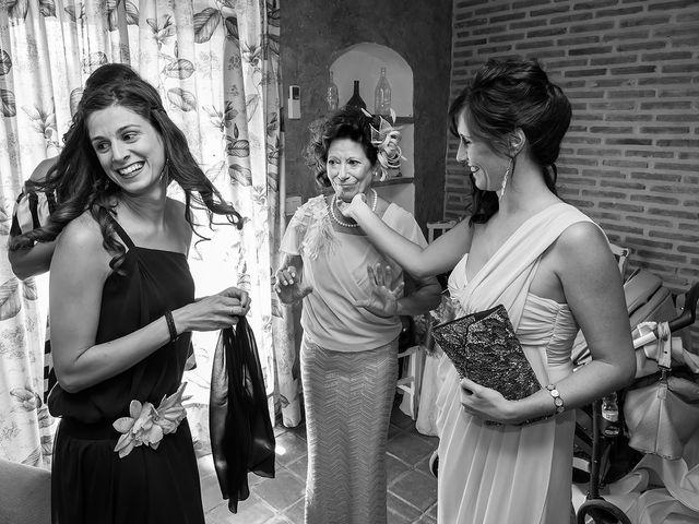 La boda de Alberto y Diana en Hornillos De Eresma, Valladolid 10