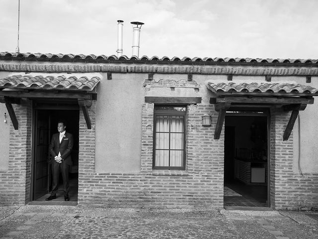La boda de Alberto y Diana en Hornillos De Eresma, Valladolid 12