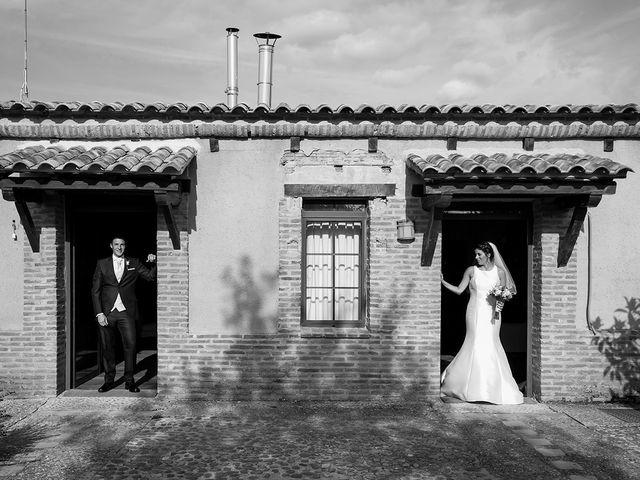 La boda de Alberto y Diana en Hornillos De Eresma, Valladolid 14