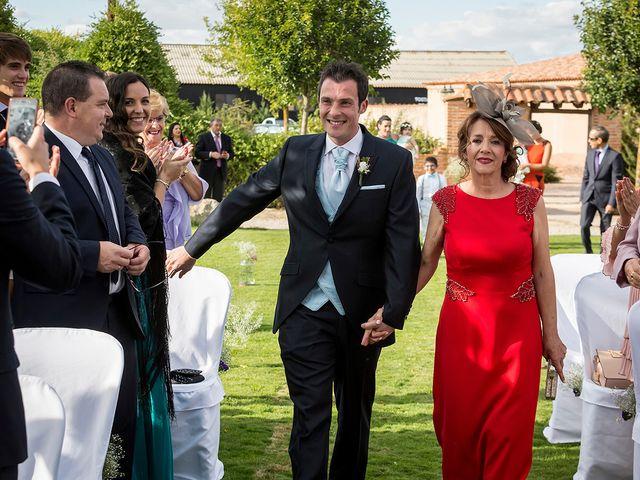 La boda de Alberto y Diana en Hornillos De Eresma, Valladolid 16