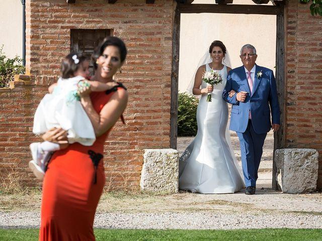 La boda de Alberto y Diana en Hornillos De Eresma, Valladolid 17