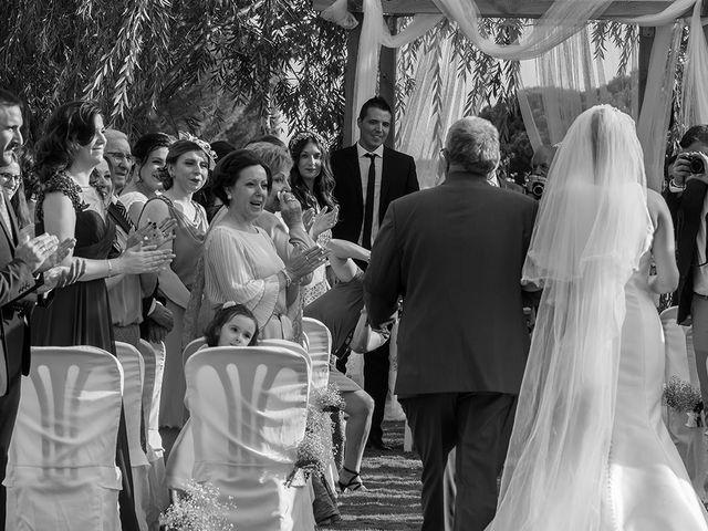 La boda de Alberto y Diana en Hornillos De Eresma, Valladolid 18