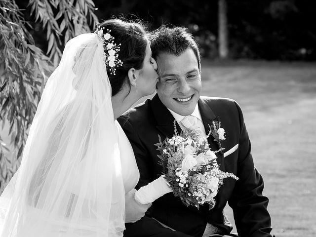 La boda de Alberto y Diana en Hornillos De Eresma, Valladolid 19