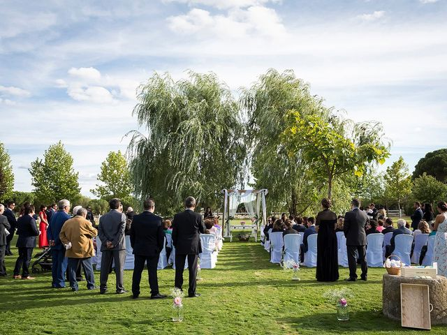La boda de Alberto y Diana en Hornillos De Eresma, Valladolid 20