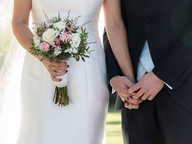 La boda de Alberto y Diana en Hornillos De Eresma, Valladolid 23